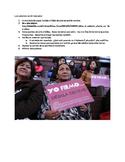 AP Spanish Práctica Auditiva Exercises