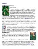 AP Spanish Reading Ciencia Y Tecnología: El veganismo ¿mod
