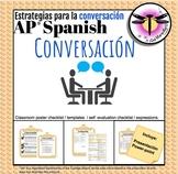 AP Spanish Simulated Conversation: Conversación