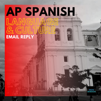 AP Spanish - el correo electrónico - support for the email reply