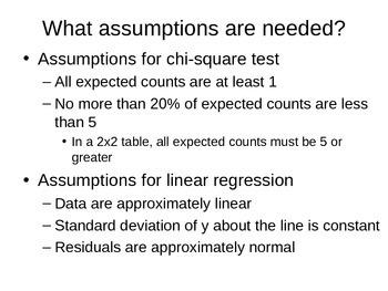 AP Statistics 14.9: Unit 6 Review