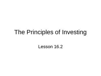 AP Statistics 16.2.0: The Principles of Investing