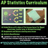 AP Statistics Bundle -Whole Curriculum (Growing Bundle)