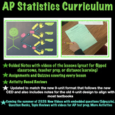 AP Statistics Bundle -Whole Curriculum (Growing Bundle)