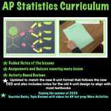 AP Statistics Bundle -Whole Curriculum (Growing Bundle without lesson videos)