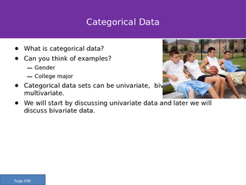 AP Statistics Chapter 12 - The Analysis of Categorical Data and GoF test
