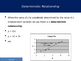 AP Statistics Chapter 13 - Simple Linear Regression and Correlation