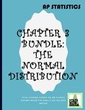 AP Statistics - Chapter 3 Bundle: The Normal Distribution
