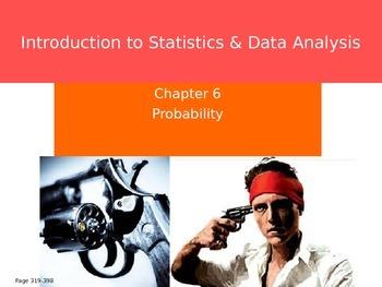 AP Statistics Chapter 6 - Probability