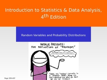 AP Statistics Chapter 7 - Random Variables and Probability Distributions