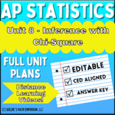 AP Statistics - Chi-Square Distributions Packet