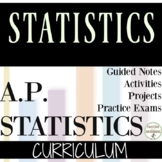 AP Statistics Curriculum Bundle (growing) UPDATED