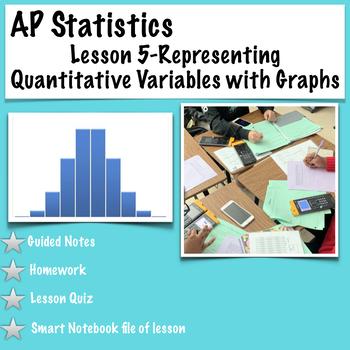 AP Statistics - Analyzing and Displaying Quantitative Data