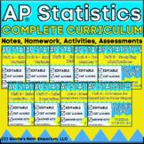 AP Statistics - FULL CURRICULUM