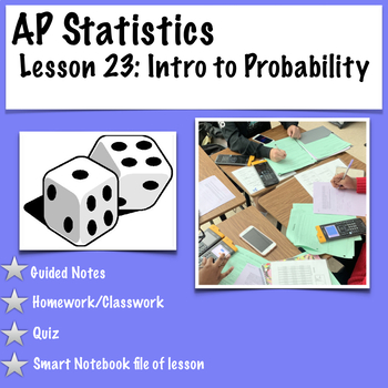 AP Statistics. Introduction to Probability