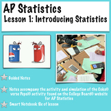AP Statistics-Lesson 1: Introducing Statistics