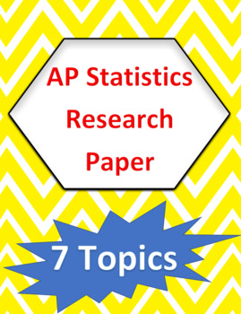 AP Statistics Research Paper