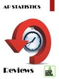 AP Statistics - Review: Free Response Quizzes (Growing Bundle)