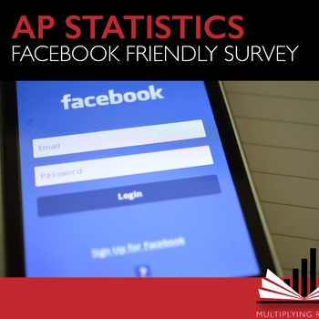 AP Statistics Stats Facebook Friending Survey Activity