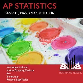 AP Statistics Stats Samples Bias and Simulation