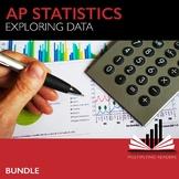AP Statistics Stats Unit 1 Exploring Data Bundle
