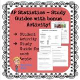 AP Statistics Study Guides - All Topics!