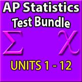 AP Statistics Test Bundle