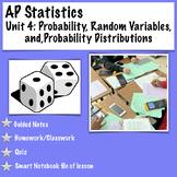 AP Statistics. Unit 4: Probability, Random Variables, and