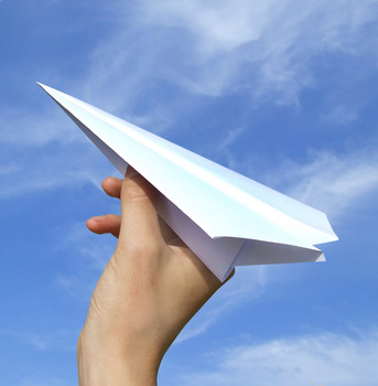 AP Stats Statistics Paper Airplane Activity Hypothesis Testing