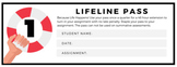 AP Students   Lifeline Pass for Stressed Students & Parents