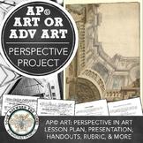 AP Studio Art Breadth Portfolio, Perspective Project