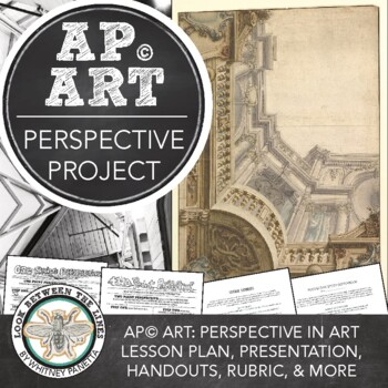 AP Studio Art Breadth Portfolio, Perspective Project