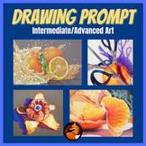 AP Studio Art - Breadth Project - Le Petit Orange