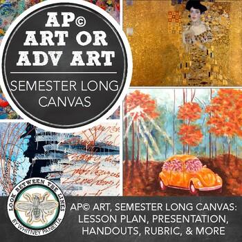 Ap Studio Art Breadth Project Semester Long Project 2d Design Or