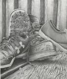 """AP Studio Art - Breadth Project - """"Shoe Frenzy"""""""