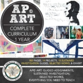 AP Studio Art: Everything You Need for Sustained Investigation & Selected Works