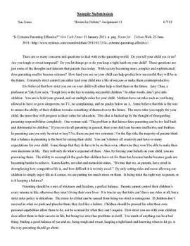 AP Summer Read Assignments: AP Language & Composition