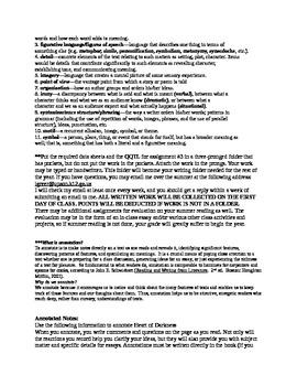 AP Summer Reading Assignment