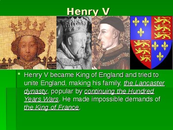 AP The Hundred Years War and War of the Roses: The End