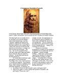 AP The Renaissance: A Contemporary Description of Leonardo