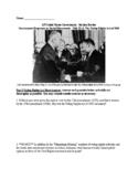 AP U.S. Government/History: Title IX & The Voting Rights A