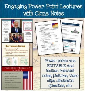 AP® Government and Politics Course- Growing Bundle