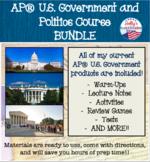 AP® Government and Politics Course Bundle