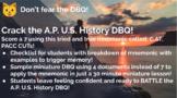 AP U.S. History DBQ Writing Made EASY!