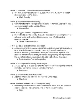 AP US American Pageant Unit 5: Chapter 31 Daily Reading Quiz