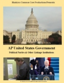 AP US Government - Political Parties & Other Linkage Insti