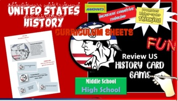AP US HISTORY flash cardS AND REVIEW GAME (The THOUGHTFUL