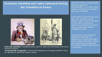 AP US History 1920s, Great Depression & New Deal PPT