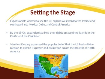 AP US History (APUSH) Chapter 12 PowerPoint:  Mex-Am War, Expansion
