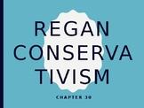 AP US History (APUSH) Chapter 30 PowerPoint:  Reagan, Conservatism, Clinton/Bush